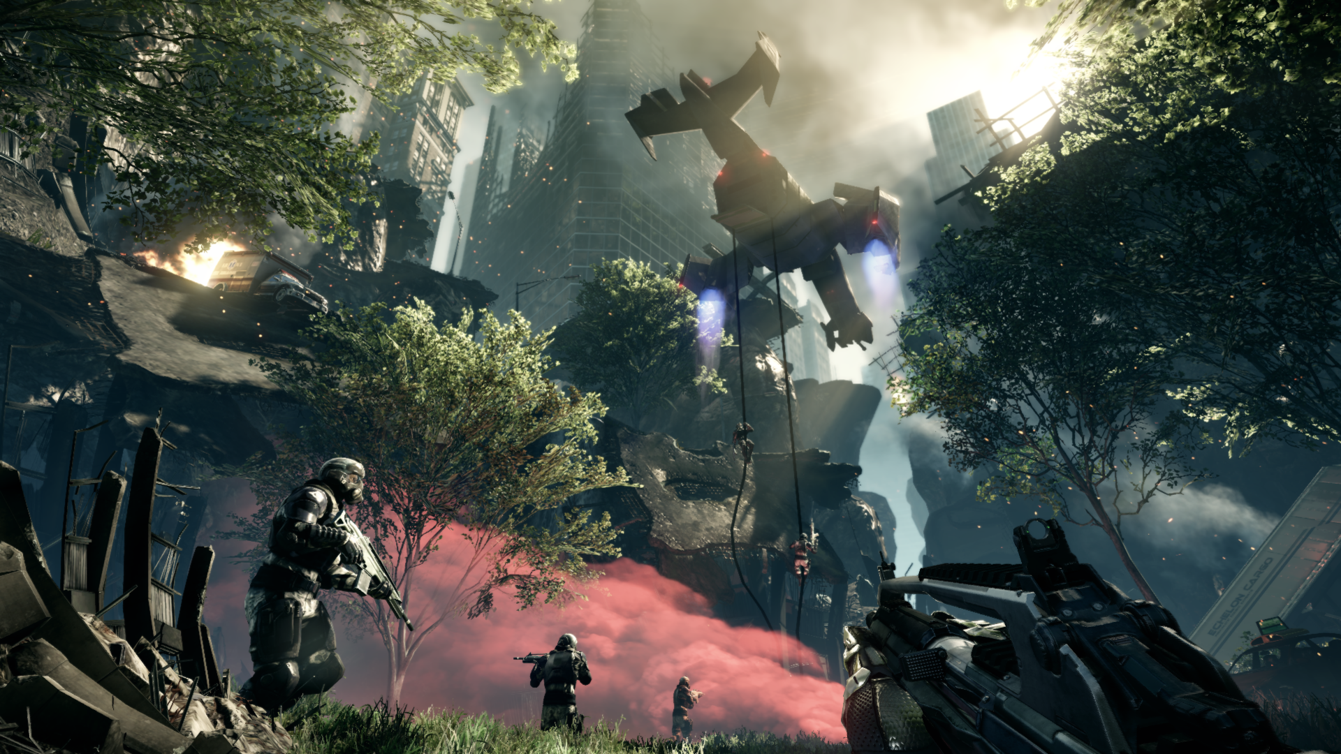 Screens Zimmer 8 angezeig: crysis 2 repack