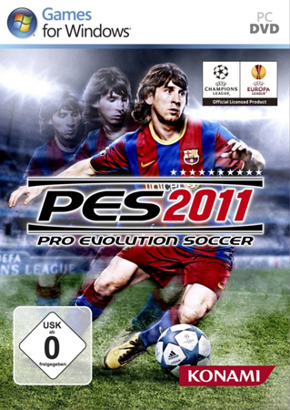 Cover: Pro.Evolution.Soccer.2011-RELOADED  *Englisch*