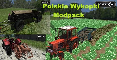 Polskie Wykopki Modpack