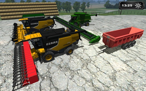 Zell Farms Mod Pack